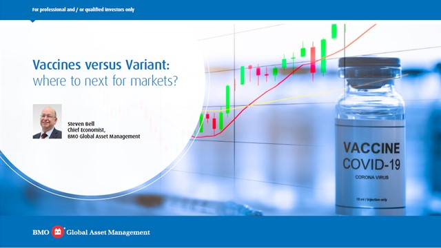 Vaccines versus Variant: where to next for markets?