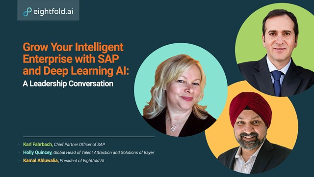 Grow Your Intelligent Enterprise with SAP and Deep Learning AI