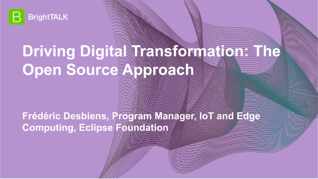 Driving Digital Transformation: The Open Source Approach