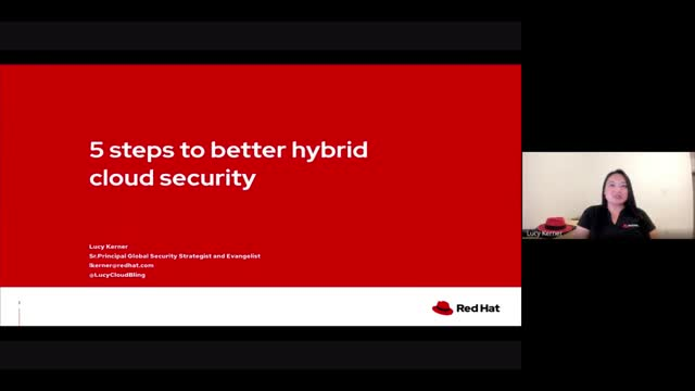 5 steps to better hybrid cloud security