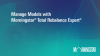 Manage Models with Morningstar® Total Rebalance Expert®