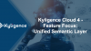 Kyligence Cloud 4 - Feature Focus: Unified Semantic Layer