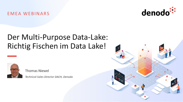 Der Multi-Purpose Data-Lake: Richtig Fischen im Data Lake!