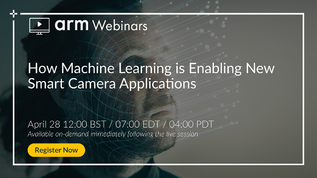 How Machine Learning is Enabling New Smart Camera Applications