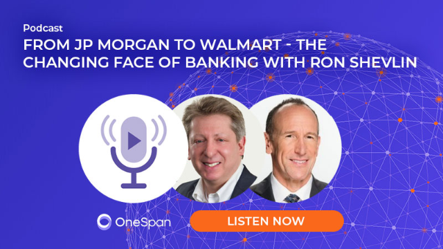 From JP Morgan to Walmart - The Changing Face of Banking with Ron Shevlin