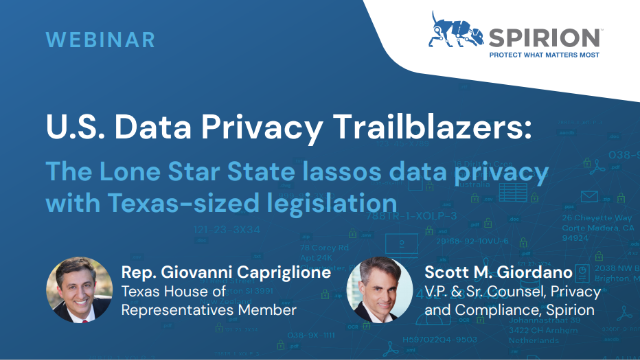 The Lone Star State Lassos Data Privacy With Texas-Sized Legislation