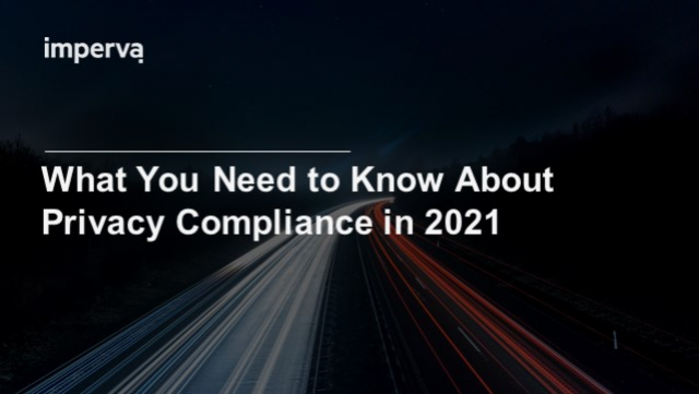 Data Privacy Compliance for Financial Services - What you need to know.