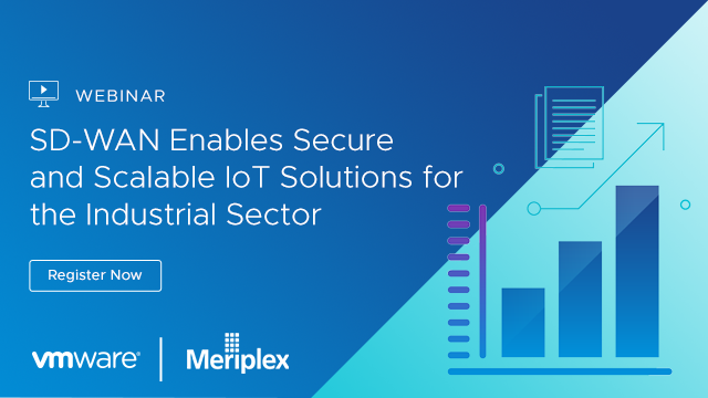 SD-WAN enables Secure and Scalable IoT Solutions for the Industrial Sector