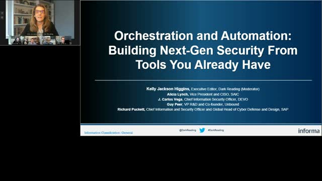 Orchestration & Automation: Build Next-Gen Security From Tools You Already Have