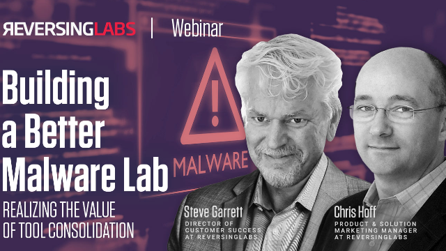 Building a Better Malware Lab