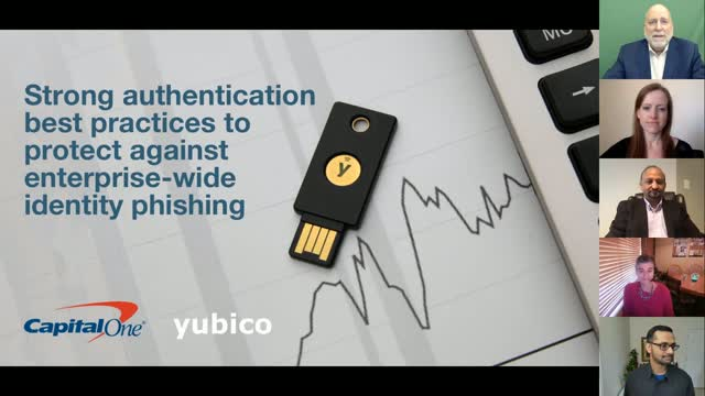 Capital One and Yubico – Bringing Strong Phishing Defense to Life