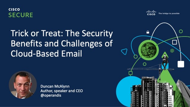 Trick or Treat: The Security Benefits and Challenges of Cloud-Based Email