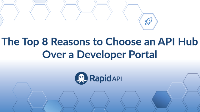 API Hub vs Developer Portal