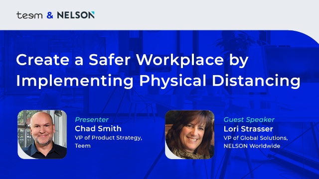 Create a Safer Workplace by Implementing Physical Distancing