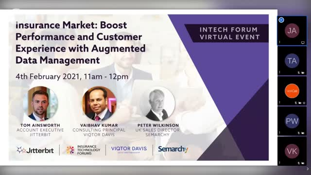 Insurance Market: Boost Performance & CX with Augmented Data Management
