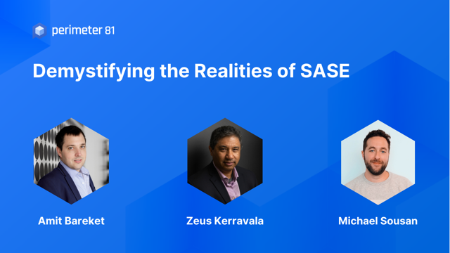 Demystifying the Realities of SASE