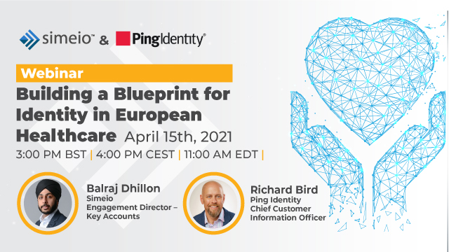 Building a Blueprint for Identity in European Healthcare
