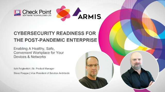 Cybersecurity Readiness for the Post-Pandemic Enterprise