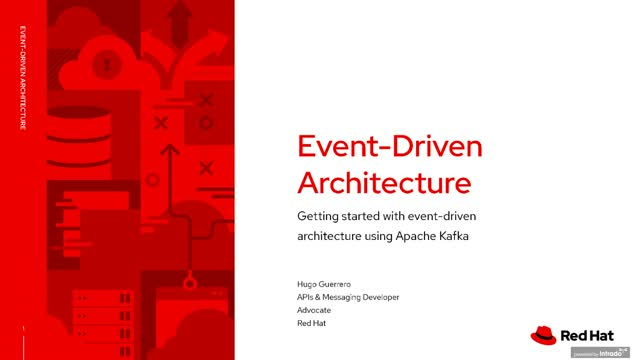 Getting started with Kafka for event-driven architecture (EDA)