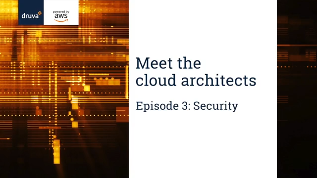 Meet the cloud architects episode #3: Security