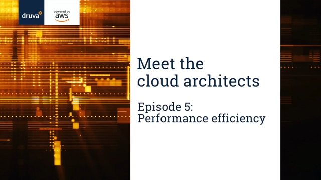 Meet the cloud architects - Episode 5 -  Performance