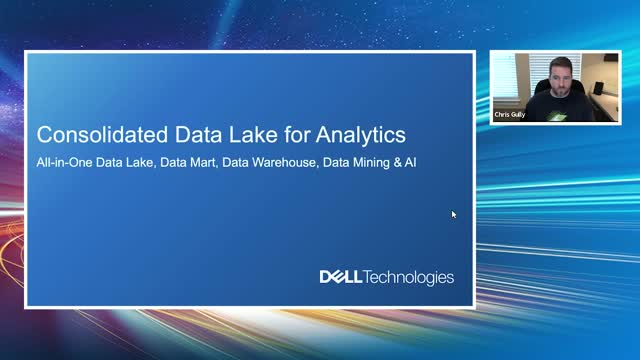 How to Build and Deploy an All-in-One Data Lake, Data Mart and Data Warehouse