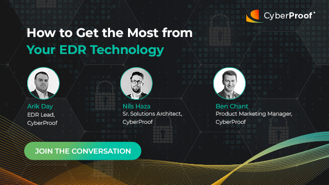 How to Get the most from your EDR technology