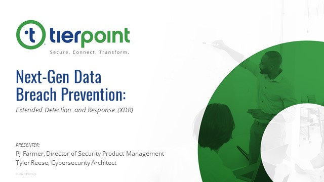Next-Gen Data Breach Prevention: Extended Detection and Response (XDR)