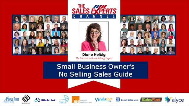 Small Business Owner's No Selling Sales Guide