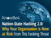 Nation-State Hacking 2.0: Why Your Organization is Now at Risk