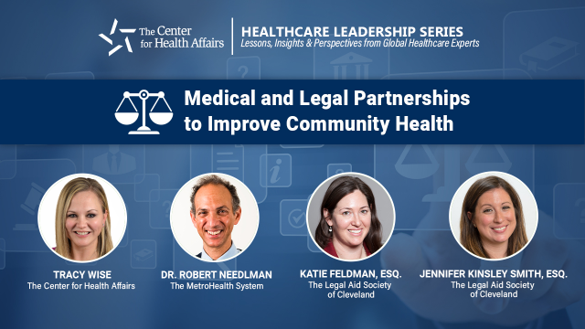 Medical and Legal Partnerships to Improve Community Health