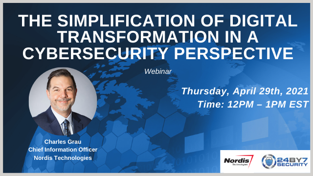 The Simplification of Digital Transformation In A Cybersecurity Perspective