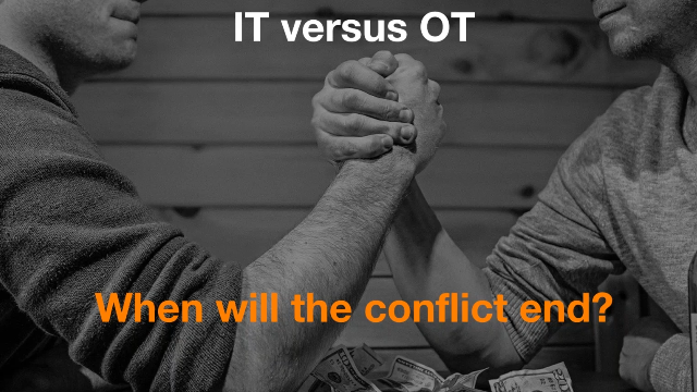 The journey to secure your IT/OT convergence