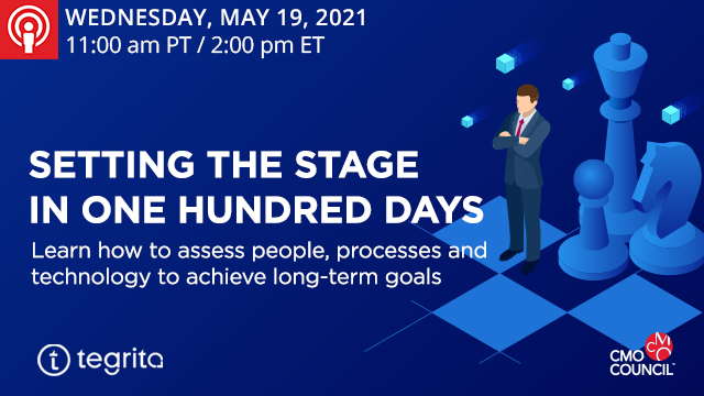 Setting the Stage in One Hundred Days