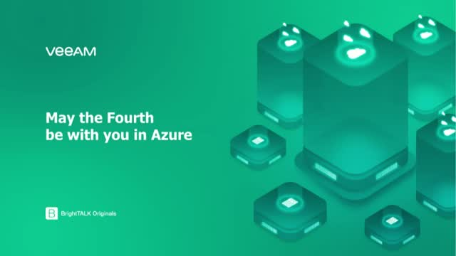 May the Fourth be with you in Azure