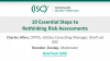 10 Essential Steps to Rethinking Risk Assessments