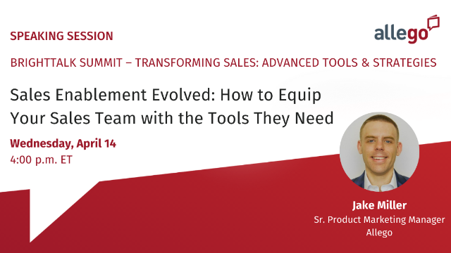 Sales Enablement Evolved: How to Equip Your Sales Team with the Tools They Need