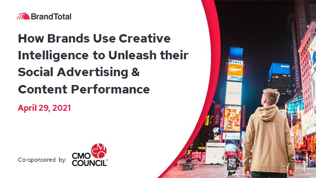 Using Creative Intelligence to Unleash Social Advertising & Content Performance