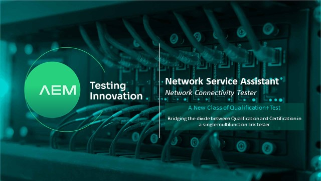 Bridging the divide between Qualification and Certification cable testing