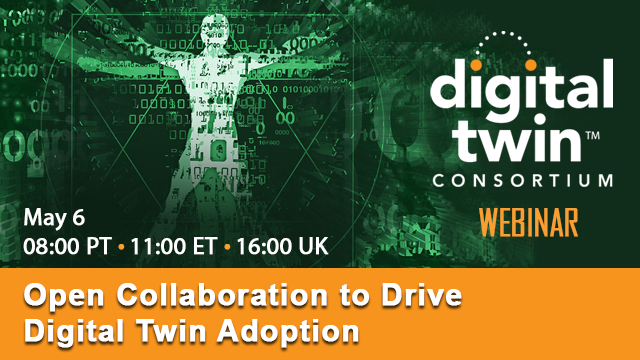 Open Collaboration to Drive Digital Twin Adoption