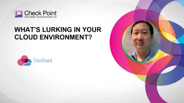 What's lurking in your cloud environment?