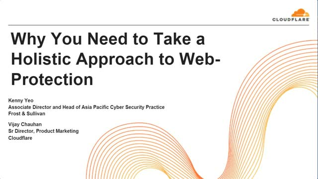 Why You Need to Take a Holistic Approach to Web-Protection