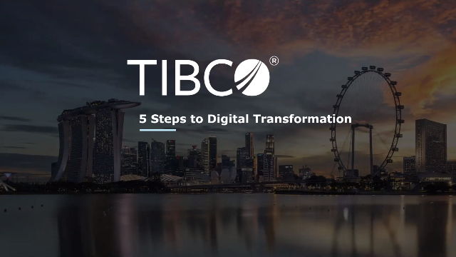5 Steps to Digital Transformation