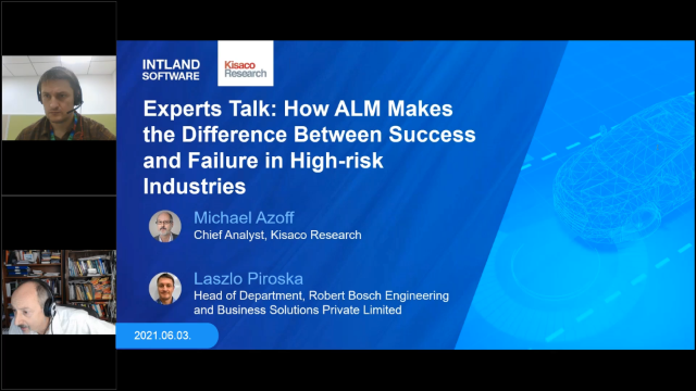 How ALM Makes the Difference Between Success and Failure in High-risk Industries