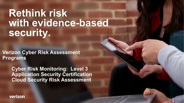 Cybersecurity Innovation Showcase Ep.I: Cyber Risk Monitoring, Risk Assessment