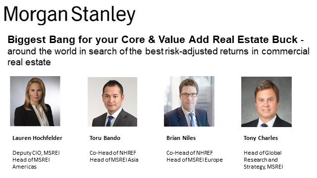 Biggest Bang for your Core and Value Add Real Estate Buck