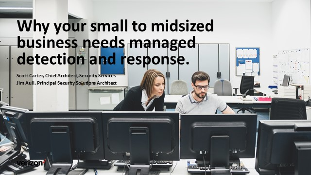 Cybersecurity Showcase Ep. II: Why your SMB needs managed detection and response