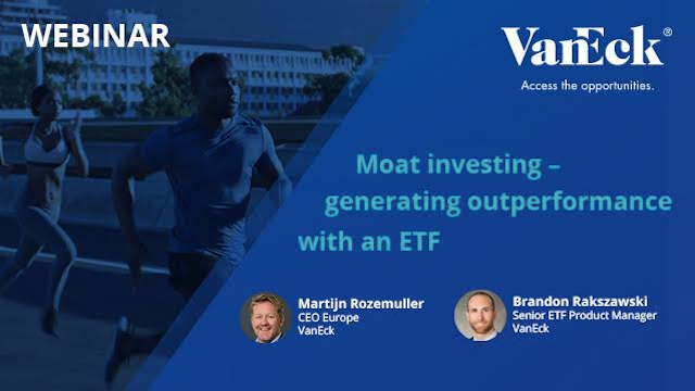 Moat investing: Generating Outperformance With an ETF