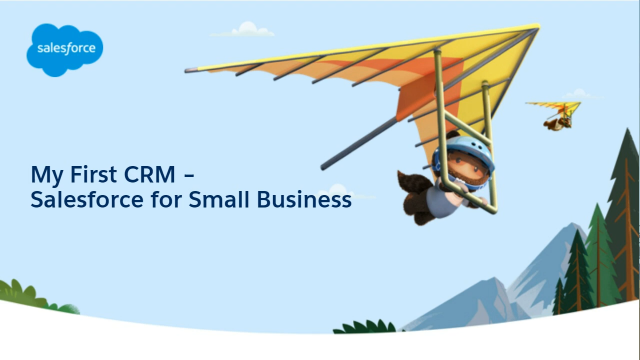 My First CRM: Essentials for Small Business