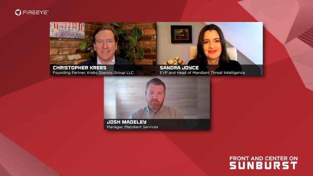 FireEye Chat | Front & Center on the Impact of SUNBURST on the Security Industry